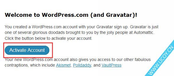 全球通用Gravatar头像申请教程
