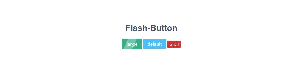 Vue按钮插件Flash-Button正式版1.1.0发布